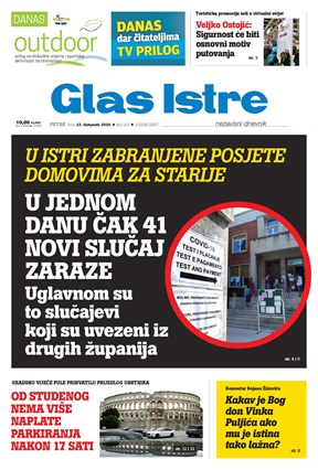 GlasIstre digitalno izdanje  23.10.2020