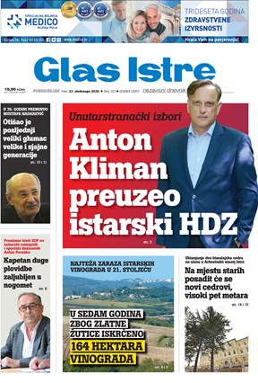 GlasIstre digitalno izdanje  23.11.2020