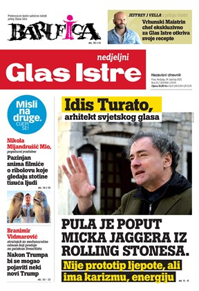 GlasIstre digitalno izdanje  24.01.2021