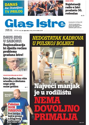 GlasIstre digitalno izdanje  24.09.2021
