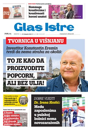 GlasIstre digitalno izdanje  24.10.2020