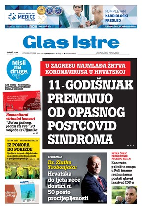 GlasIstre digitalno izdanje  25.01.2021