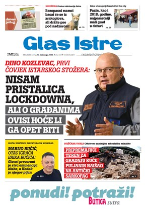 GlasIstre digitalno izdanje  25.11.2020