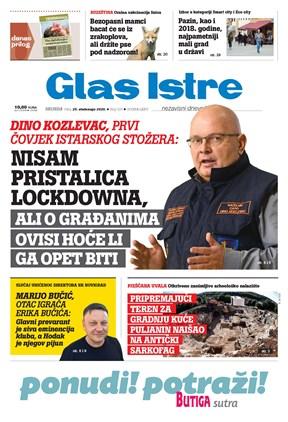GlasIstre digitalno izdanje  25.11.2020