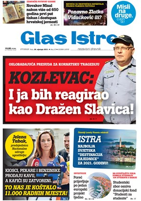 GlasIstre digitalno izdanje  26.01.2021