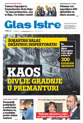 GlasIstre digitalno izdanje  26.10.2021