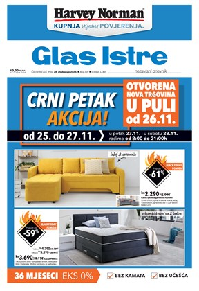 GlasIstre digitalno izdanje  26.11.2020