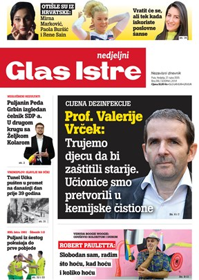 GlasIstre digitalno izdanje  27.09.2020