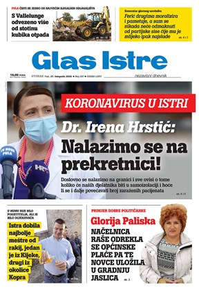 GlasIstre digitalno izdanje  27.10.2020
