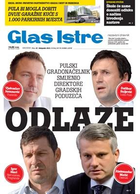GlasIstre digitalno izdanje  27.10.2021