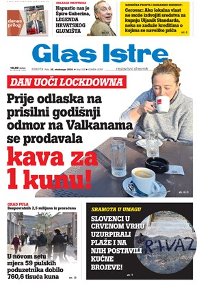 GlasIstre digitalno izdanje  28.11.2020