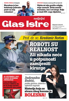 GlasIstre digitalno izdanje  29.11.2020