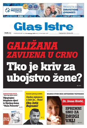 GlasIstre digitalno izdanje  30.11.2020