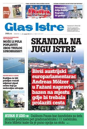 GlasIstre digitalno izdanje  31.07.2021